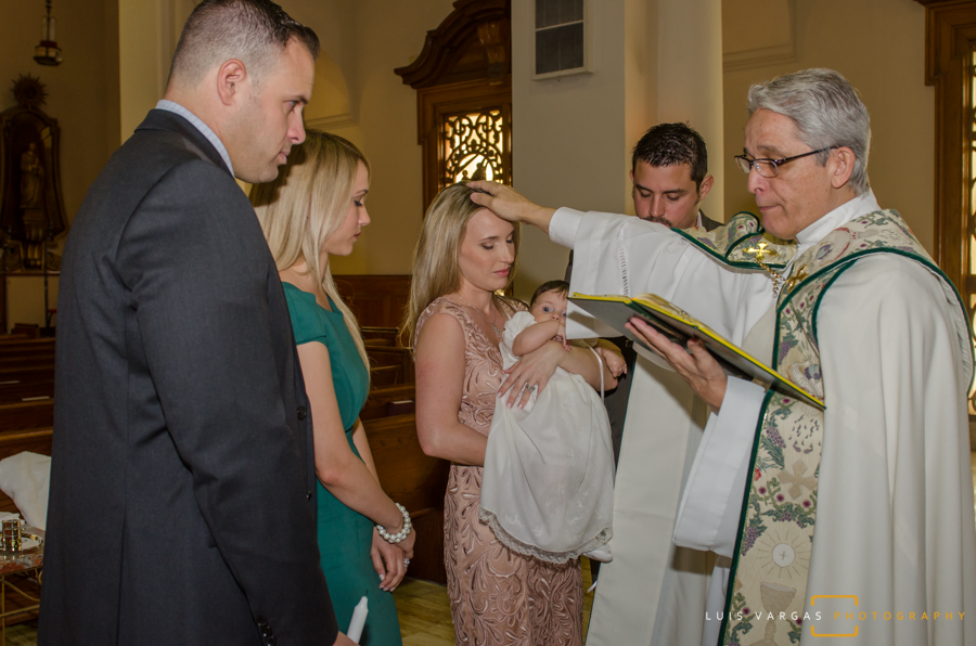 Mother Melissa receiving the blessing