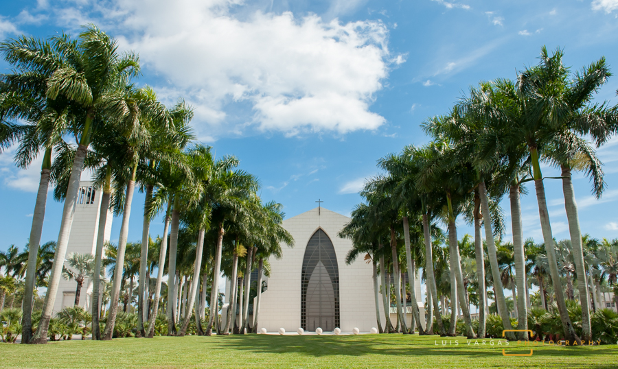 Church of the Epiphany in Miami