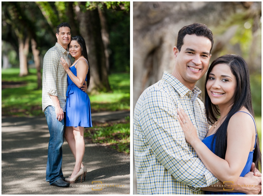Darlyna and Eduardo Engagement Session