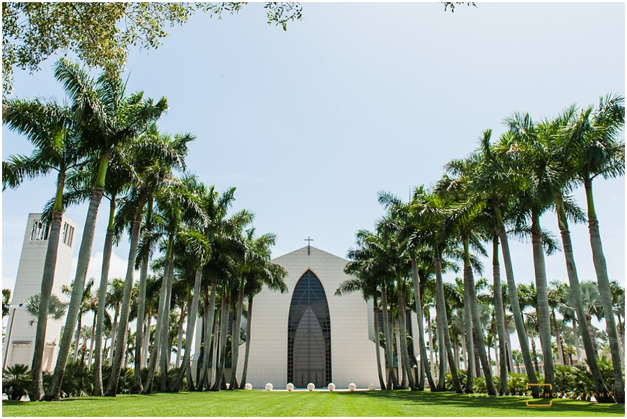 Church of the Epiphany in South Miami