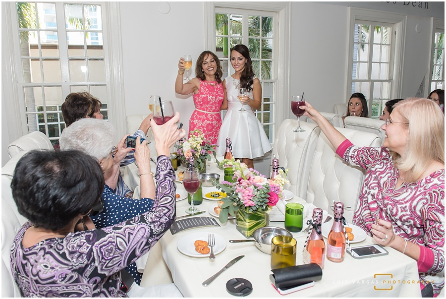 Mother of the bride toast