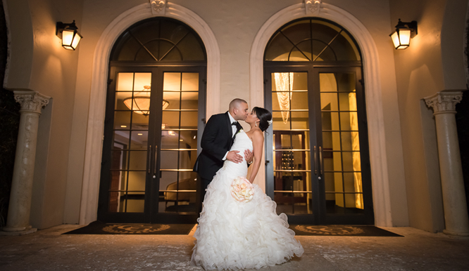 Wedding at Coral Gables Country Club