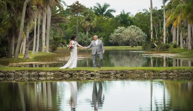 Teresita And Ricardo Wedding At Fairchild Garden Luis Vargas South Florida Miami Photographer